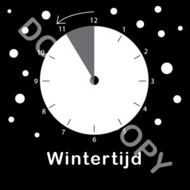 ZW/W - Wintertijd