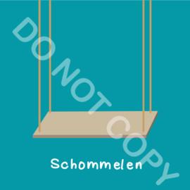 Schommelen (act.)