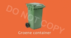 Groene container - T/V