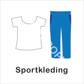 BASIC - Sportkleding aan - LB