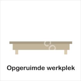 BASIC - Opgeruimde werkplek WM