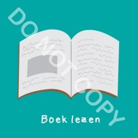 Boek lezen (act.)