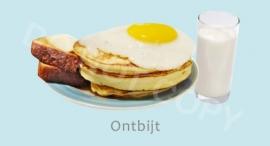Ontbijt - J