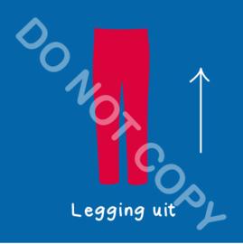 Legging uit (A)