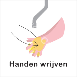 BASIC - HW3 Handen wrijven