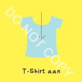T-Shirt aan (O)