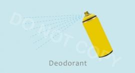 Deodorant - J