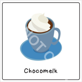 Drinken - Chocomelk