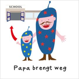 Papa brengt weg Mighty (S)