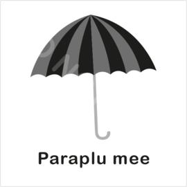 ZW/W - Paraplu mee