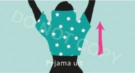 Pyjama uit - M