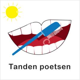 BASIC - Tanden poetsen - Ochtend