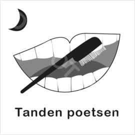 ZW/W - Tanden poetsen A