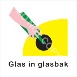 BASIC - Glas in glasbak