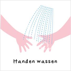 Handen wassen (S)