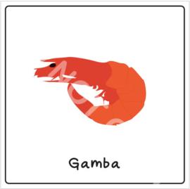 Vis - Gamba