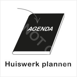 ZW/W - Huiswerk plannen