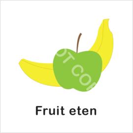 BASIC - Fruit eten