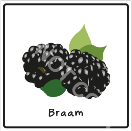 Fruit - Braam (Eten)