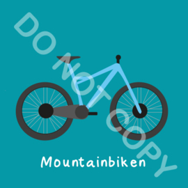 Mountainbiken (act)