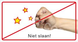 Niet slaan! (HR) T/V