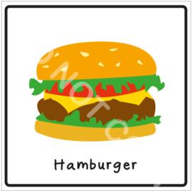 Snack - Hamburger (Eten)