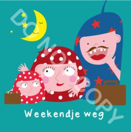 Weekendje weg - Ouders/Mia (act.)