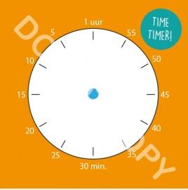 Klok / Tijdsduur / TIMETIMER! (K)