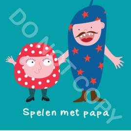 Spelen met papa/Mia (act.)