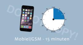 Mobiel/GSM 15 J/TV
