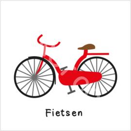 Fietsen (S)
