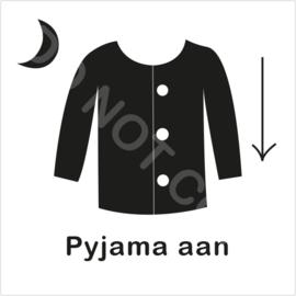 ZW/W - Pyjama aan