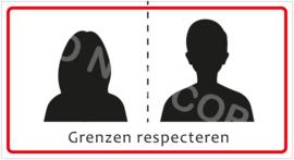 Grenzen respecteren (HR) T/V
