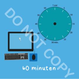 Computer tijden 60 min (BT) - T