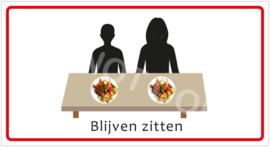 Blijven zitten (HR) T/V
