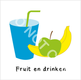 Fruit en drinken (S)