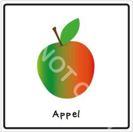Fruit - Appel (Eten)