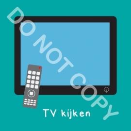TV kijken (act.)