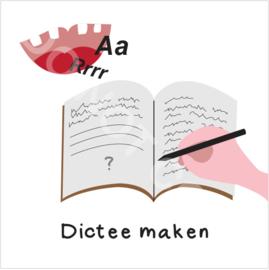 Dictee maken (S)