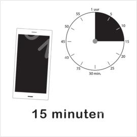 ZW/W - Mobiel 15 min.