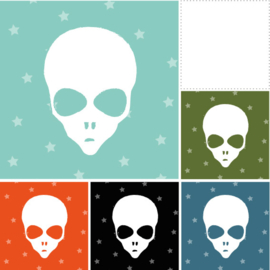 1X figuur - Alien