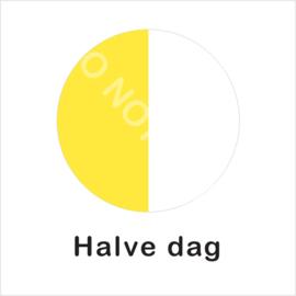 BASIC - Halve dag