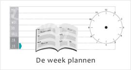 De week plannen - TV