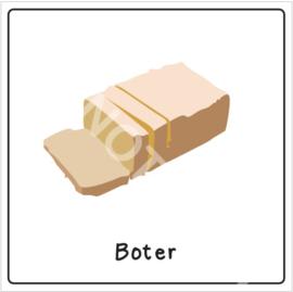 Broodbeleg - Boter