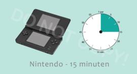 Nintendo 15 ALG/TV