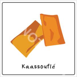 Snack - Kaassouflé (Eten)