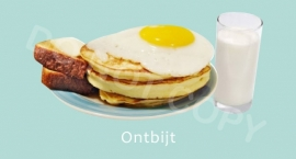 Ontbijt - M