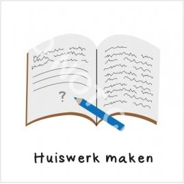 Huiswerk maken (H)