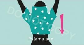 Pyjama aan - M