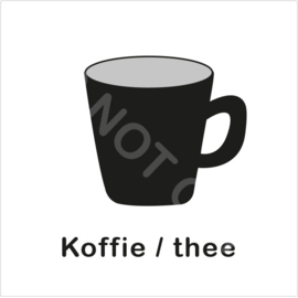 ZW/W - Koffie / thee